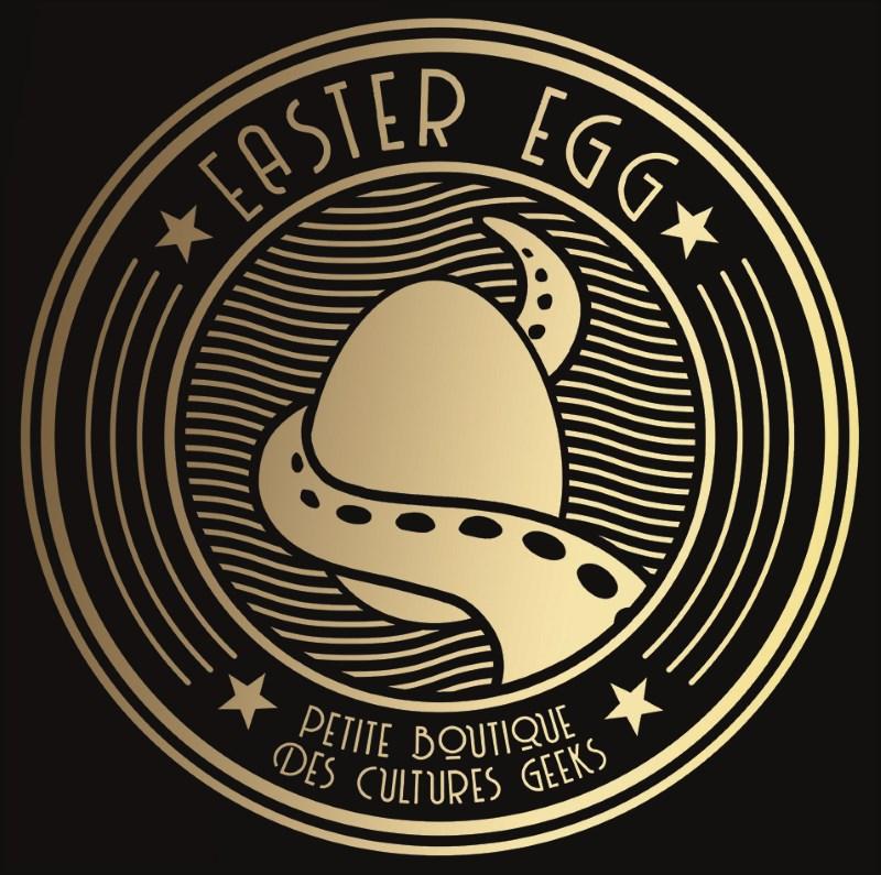 Easter Egg La petite boutique des cultures geeks